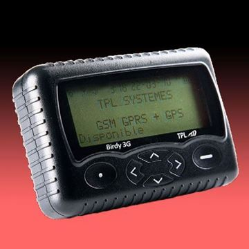 Picture of TPL Birdy 3G Alphanumeric Pager