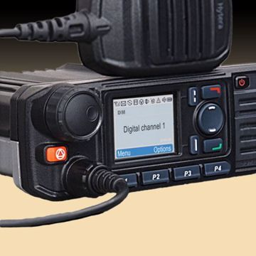 Picture of Hytera MD782G Digital Mobile Radio