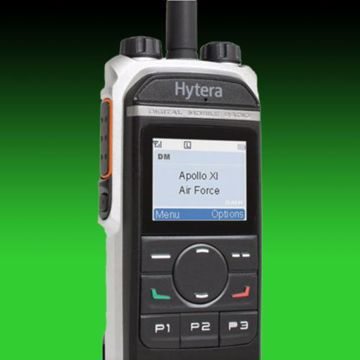 Picture of Hytera PD662G Digital Portable Radio