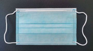 Picture of Surgical Mask (over the Ear Type) 200 pcs